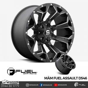 Mâm Fuel D546 Assault