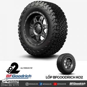 Lốp xe tốt nhất thế giới BFGoodrich