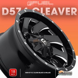 Mâm Fuel Cleaver