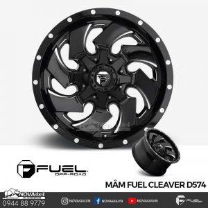 Mâm Fuel Cleaver D574