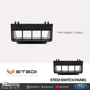 STEDI Switch Panel