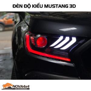Đèn độ kiểu Mustang