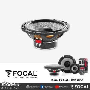 Loa Focal 165AS3