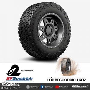 Lốp xe bán tải BFGoodrich