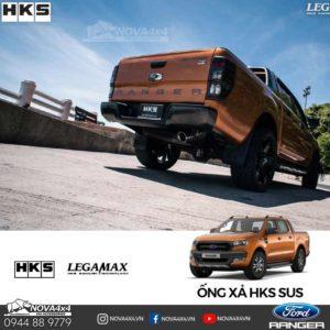 pô HKS cho Ford Ranger