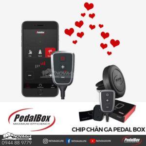 cảm biến chân ga Pedal Box