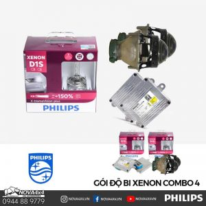 Gói độ Bi Xenon Philips