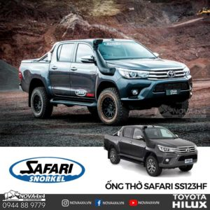 ống thở Toyota Hilux