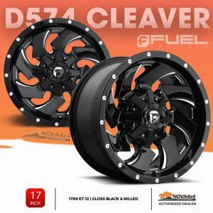 mâm Fuel D574