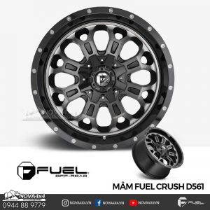 Mâm Fuel Crush