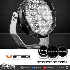 "đèn tròn STEDI 7"""