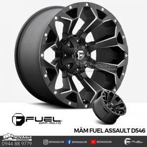 Mâm Fuel Assault 20