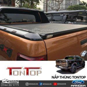 nắp thùng Tontop cho Ranger WildTrak