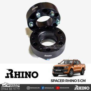 Spacer 5cm cho Ranger