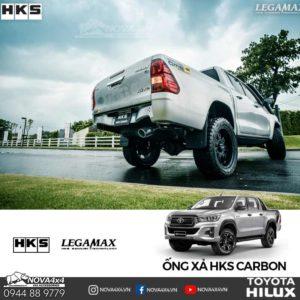 độ pô HKS cho Toyota Hilux