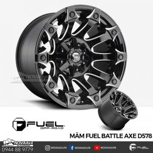 Mâm Fuel D578