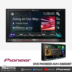 Đầu DVD Pioneer