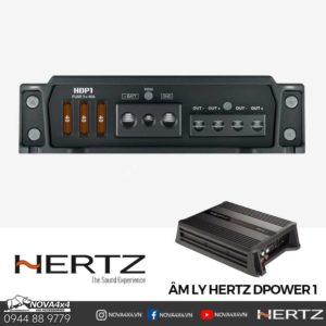 âm ly Hertz Italia