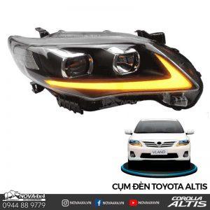 cụm đèn Corolla Altis
