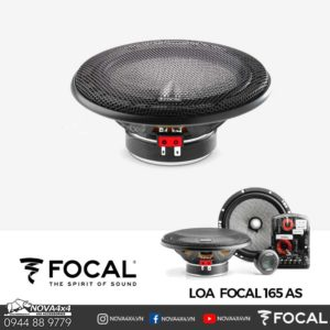 Loa Focal 165AS