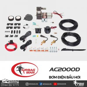 bơm điện AC2000D