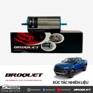 xúc tác nhiên liệu Broquet