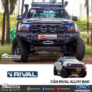cản độ Rival Ford Ranger