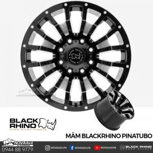 """Mâm Black Rhino 20"""""""