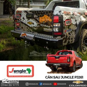 cản sau Jungle