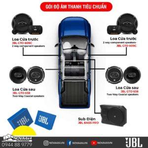 âm thanh xe hơi JBL
