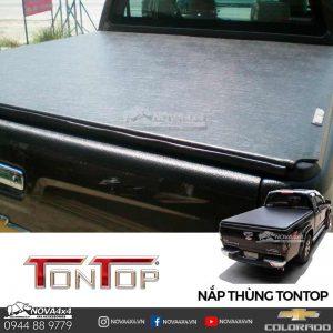nắp thùng Tontop cho Colorado