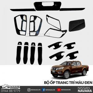 trang trí Nissan Navara
