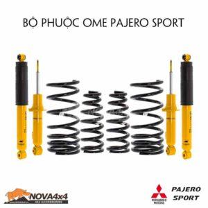Phuộc Pajero Sport