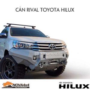Cản Rival cho Toyota Hilux