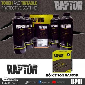 Kit Sơn Raptor