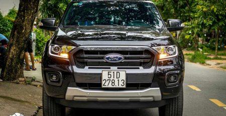 độ xe ford ranger 2019