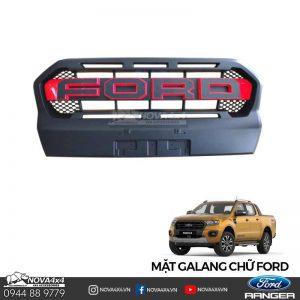 mặt galang Ford Ranger WildTrak