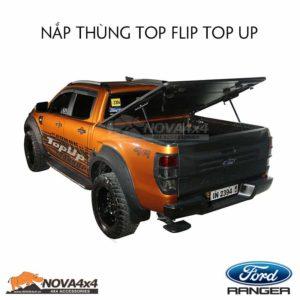 Nắp thùng bán tải Top Flip - Top Up Thái Lan
