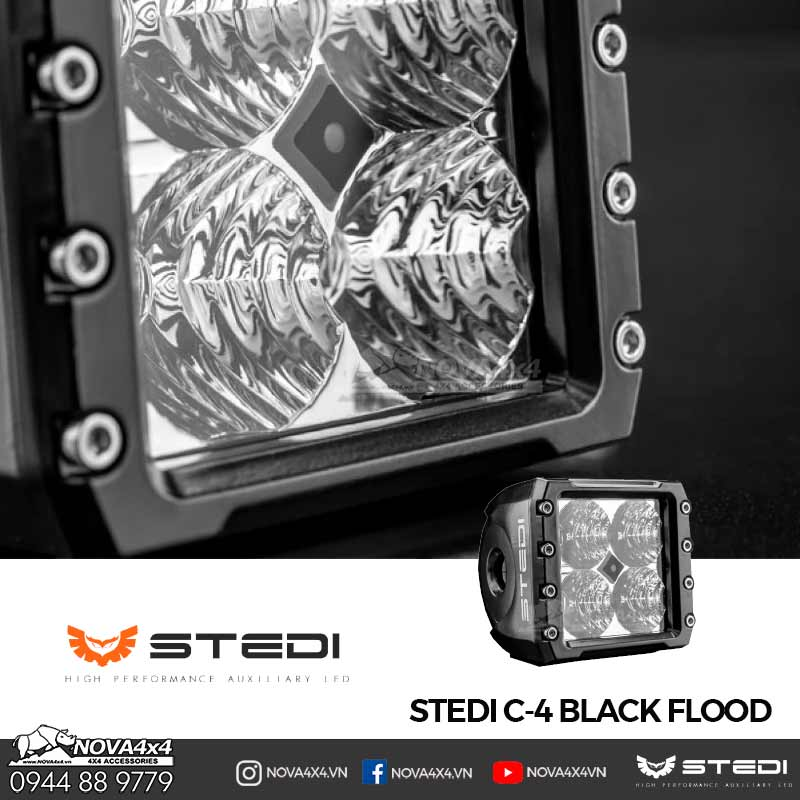 stedi-c4-black-flood