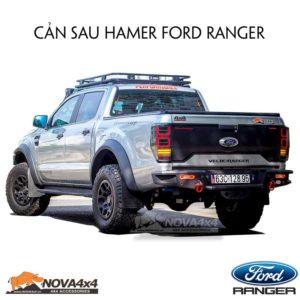 Cản sau Hamer cho Ford Ranger