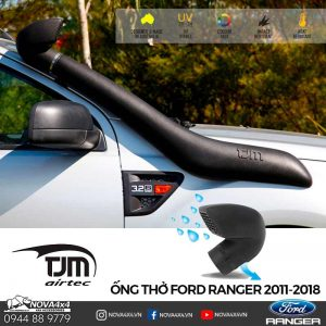 ống thở TJM cho Ford Ranger 3.2