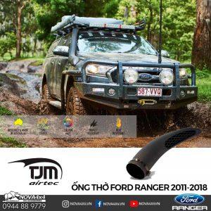 ống thở TJM cho Ford Ranger