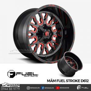 Fuel D612 Stroke