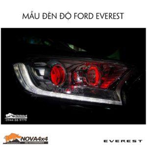 đèn độ ford everest