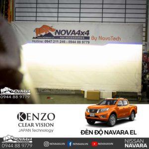 tăng sáng Nissan Navara
