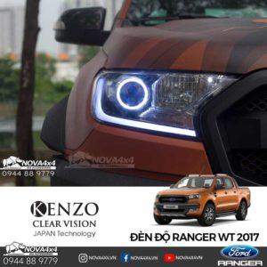 đèn độ Ford Ranger 2017