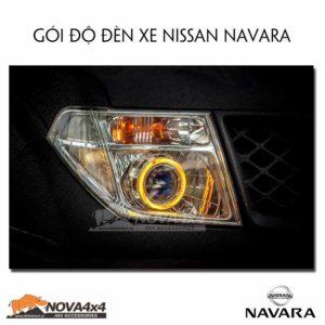 đèn độ Navara D40