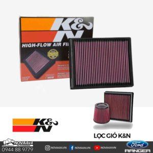 Lọc gió K&N 33 3086
