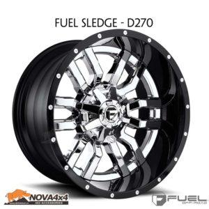 fuel sledge d270