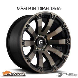 mâm fuel diesel
